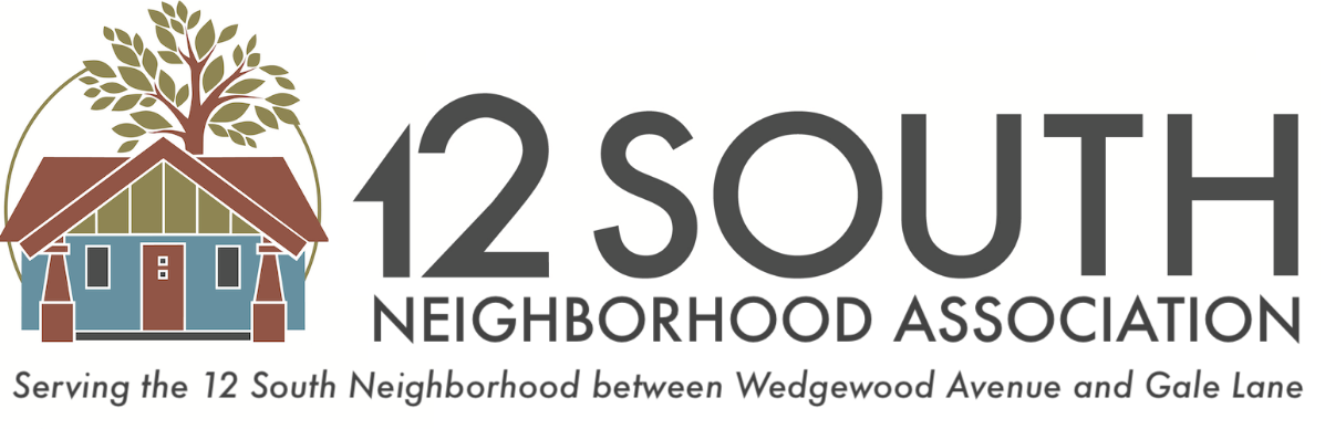 12 South Neighborhood Association